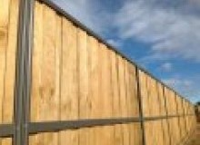 Kwikfynd Lap and Cap Timber Fencing barmera